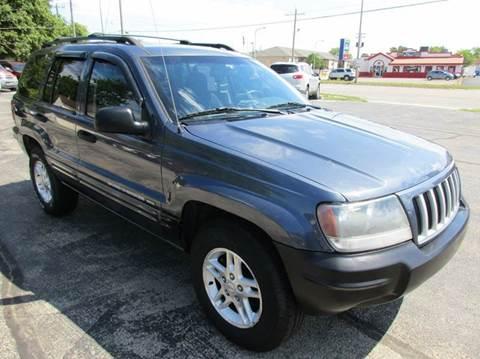 2004 Jeep Grand Cherokee for sale at U C AUTO in Urbana IL