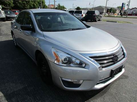 2013 Nissan Altima for sale at U C AUTO in Urbana IL