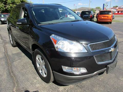 2011 Chevrolet Traverse for sale at U C AUTO in Urbana IL