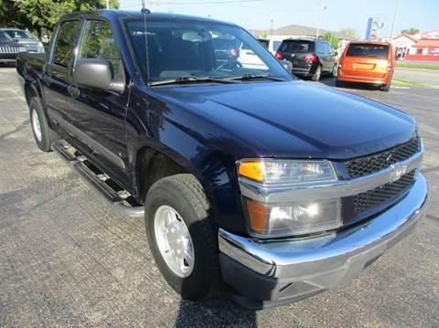2008 Chevrolet Colorado for sale at U C AUTO in Urbana IL