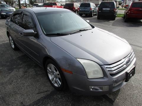 2006 Ford Fusion V6 SEL for sale at U C AUTO in Urbana IL