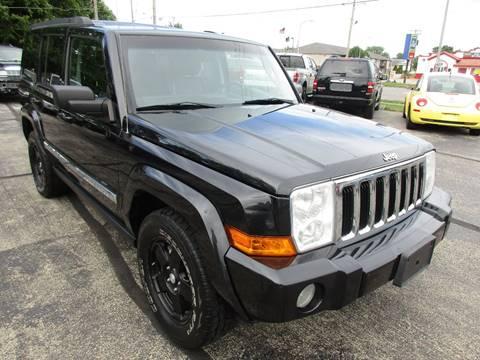 2010 Jeep Commander for sale in Urbana, IL