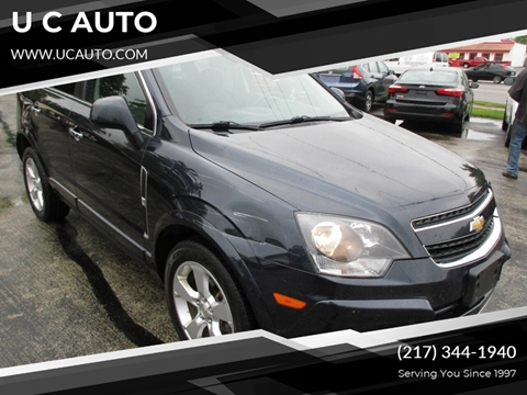2015 Chevrolet Captiva Sport Fleet for sale in Urbana, IL