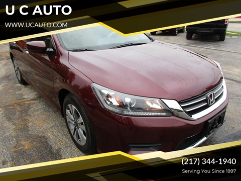 2015 Honda Accord for sale in Urbana, IL