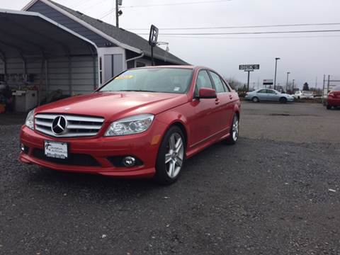 2010 Mercedes-Benz C-Class for sale at Universal Auto Sales Inc in Salem OR
