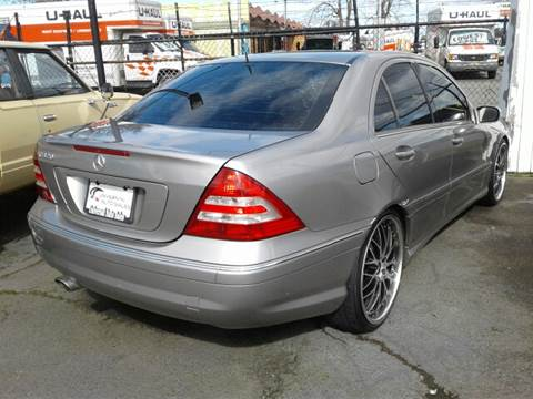 2005 Mercedes-Benz C-Class for sale at Universal Auto Sales Inc in Salem OR