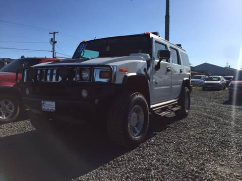 2003 HUMMER H2 for sale at Universal Auto Sales Inc in Salem OR