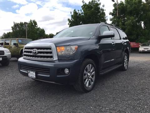 2008 Toyota Sequoia for sale at Universal Auto Sales Inc in Salem OR