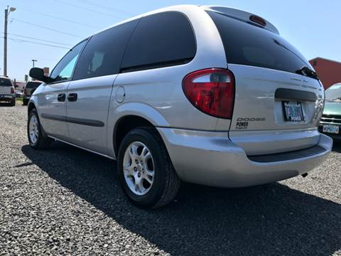 2003 Dodge Caravan for sale at Universal Auto Sales Inc in Salem OR