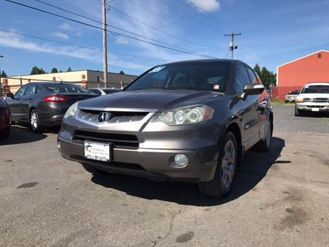 2007 Acura RDX for sale at Universal Auto Sales Inc in Salem OR