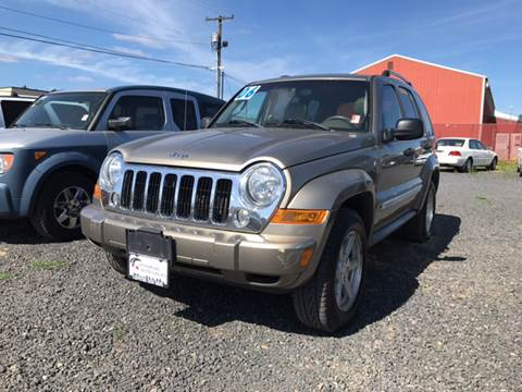2006 Jeep Liberty for sale at Universal Auto Sales Inc in Salem OR