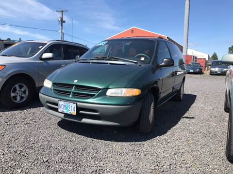 1998 Dodge Grand Caravan for sale at Universal Auto Sales Inc in Salem OR