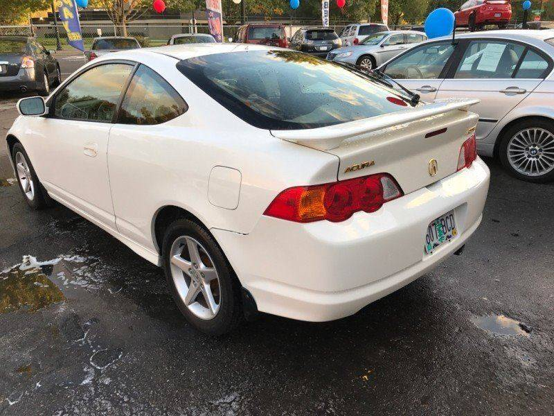 2004 Acura Rsx Type S >> 2004 Acura Rsx Type S 2dr Hatchback In Salem Or Universal Auto