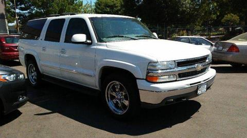 2001 Chevrolet Suburban for sale at Universal Auto Sales Inc in Salem OR