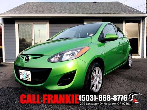 2011 Mazda MAZDA2 for sale in Salem, OR