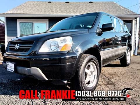 2003 Honda Pilot for sale at Universal Auto Sales Inc in Salem OR