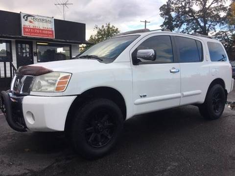2006 Nissan Armada for sale in Salem, OR