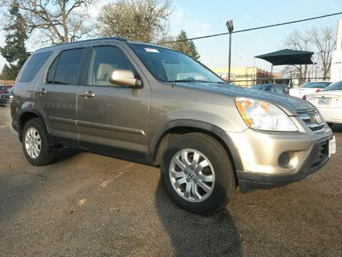 2006 Honda CR-V for sale at Universal Auto Sales Inc in Salem OR