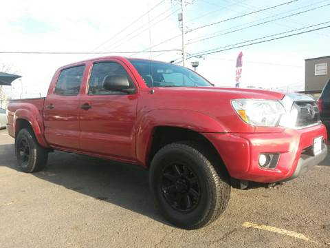 2014 Toyota Tacoma for sale at Universal Auto Sales Inc in Salem OR