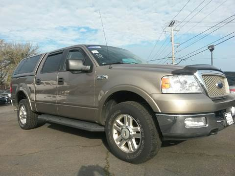 2006 Ford F-150 for sale at Universal Auto Sales Inc in Salem OR