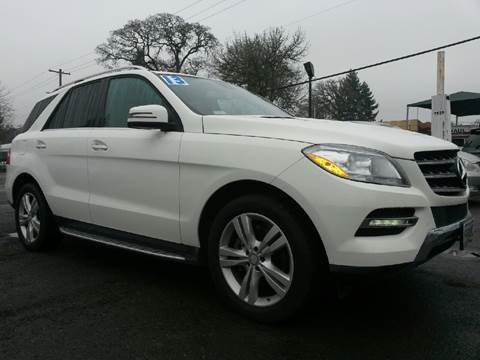 2013 Mercedes-Benz M-Class for sale at Universal Auto Sales Inc in Salem OR