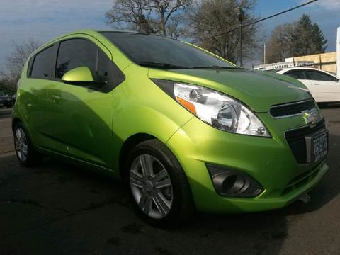 2015 Chevrolet Spark for sale at Universal Auto Sales Inc in Salem OR