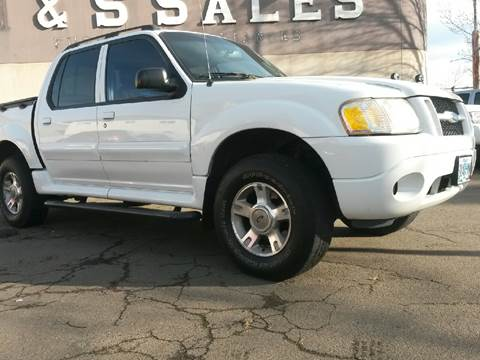 2004 Ford Explorer Sport Trac for sale at Universal Auto Sales Inc in Salem OR