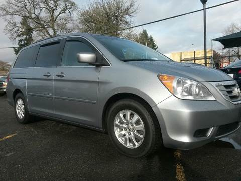 2010 Honda Odyssey for sale at Universal Auto Sales Inc in Salem OR