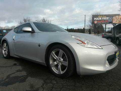 2011 Nissan 370Z for sale at Universal Auto Sales Inc in Salem OR