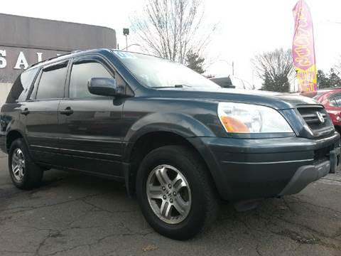 2004 Honda Pilot for sale at Universal Auto Sales Inc in Salem OR