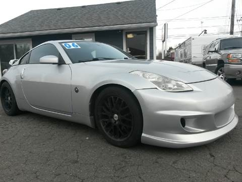 2006 Nissan 350Z for sale at Universal Auto Sales Inc in Salem OR