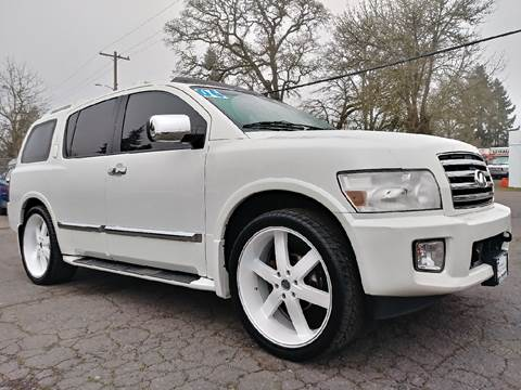 2006 Infiniti QX56 for sale at Universal Auto Sales Inc in Salem OR
