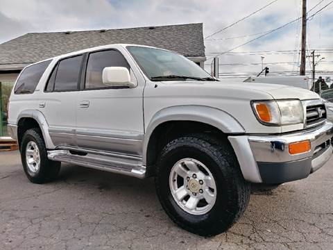 1997 Toyota 4Runner for sale at Universal Auto Sales Inc in Salem OR