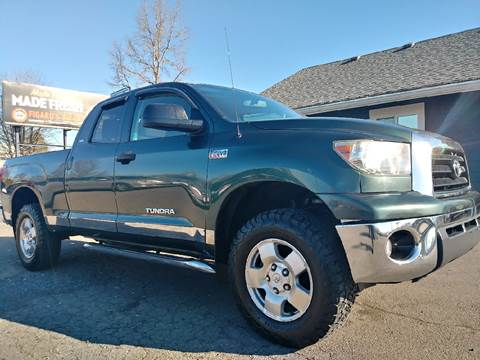 2008 Toyota Tundra for sale at Universal Auto Sales Inc in Salem OR
