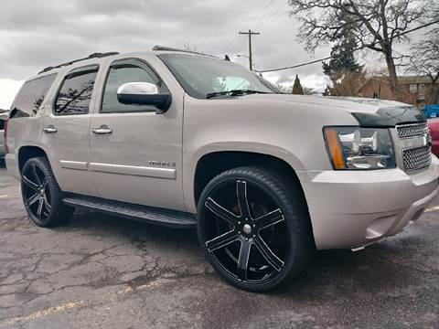2008 Chevrolet Tahoe for sale at Universal Auto Sales Inc in Salem OR