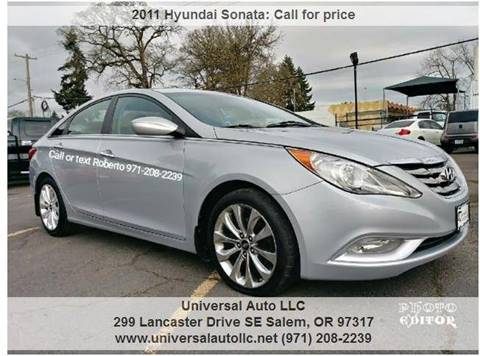Hyundai Used Cars Pickup Trucks For Sale Salem Universal Auto Sales