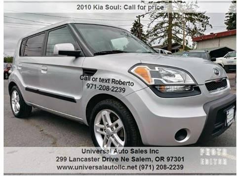 2010 Kia Soul For Sale In Salem, OR