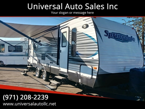2015 Keystone Springdale for sale in Salem, OR