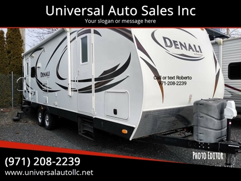 2013 Dutchmen Denali for sale in Salem, OR