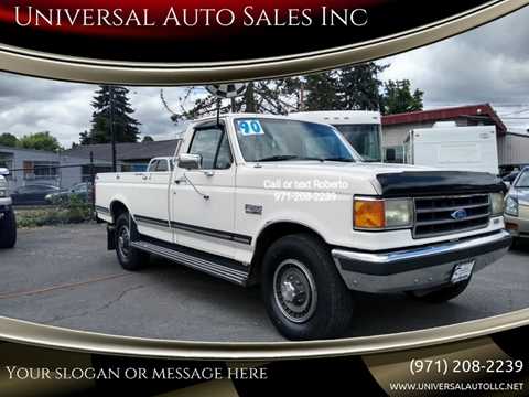 1990 Ford F-250 for sale in Salem, OR