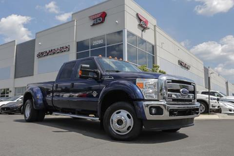 2011 Ford F-450 Super Duty for sale in Chantilly, VA