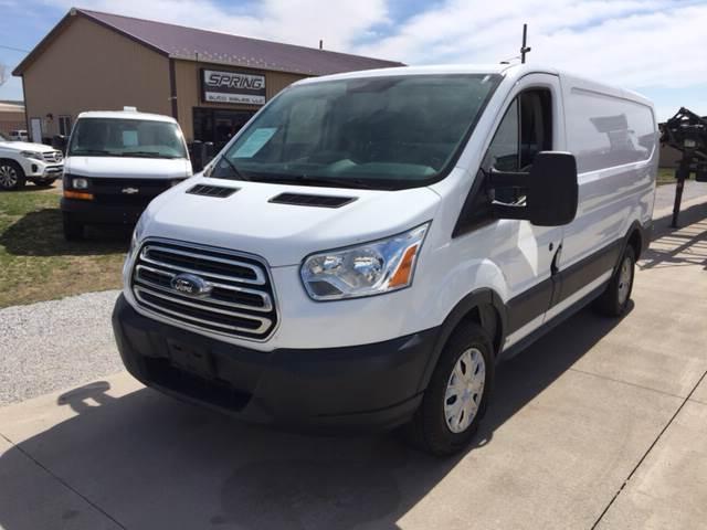 2015 Ford Transit Cargo 250 3dr SWB Low Roof Cargo Van w/Sliding ...