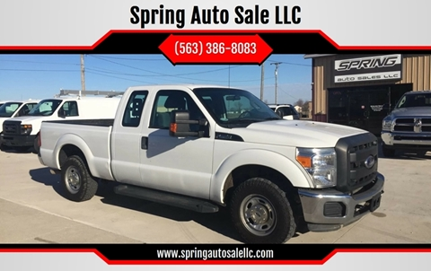 2013 Ford F-250 Super Duty for sale in Davenport, IA