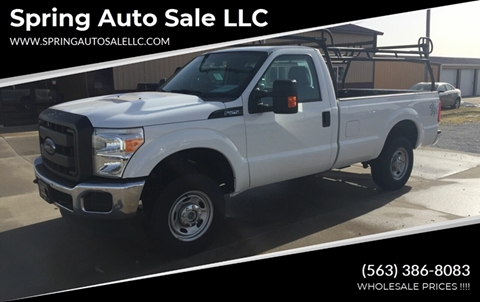 2014 Ford F-250 Super Duty for sale in Davenport, IA