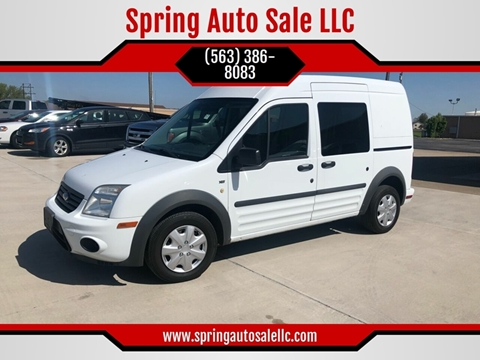2013 Ford Transit Connect for sale in Davenport, IA