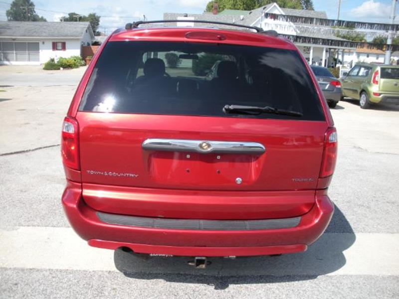 2007 Chrysler Town and Country Touring 4dr Extended Mini-Van - Kokomo IN