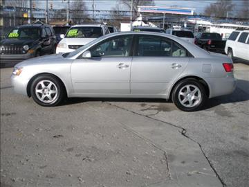 2006 Hyundai Sonata for sale in Kokomo, IN