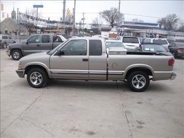 2000 Chevrolet S-10 for sale in Kokomo, IN