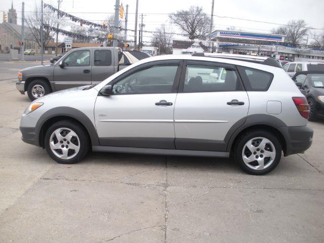 2007 Pontiac Vibe 4dr Wagon - Kokomo IN
