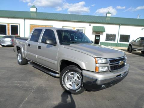 2006 Chevrolet Silverado 1500 for sale at Farmington Auto Plaza in Farmington MO